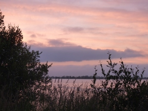 Sunset from Findatie