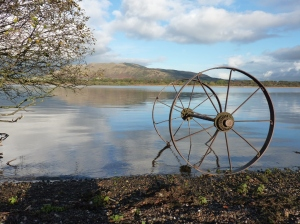 The mysterious wheels of St Serf's