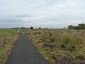 The new Heritage Trail extension