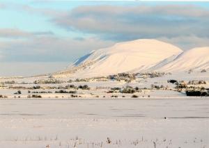 Frozen Loch by Richard Jones