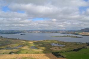 Loch Leven - home to salmo trutta levensis