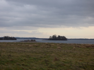 Looking out from Kirkgate Point