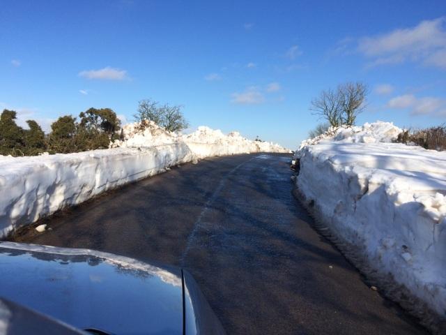 Cliesh road